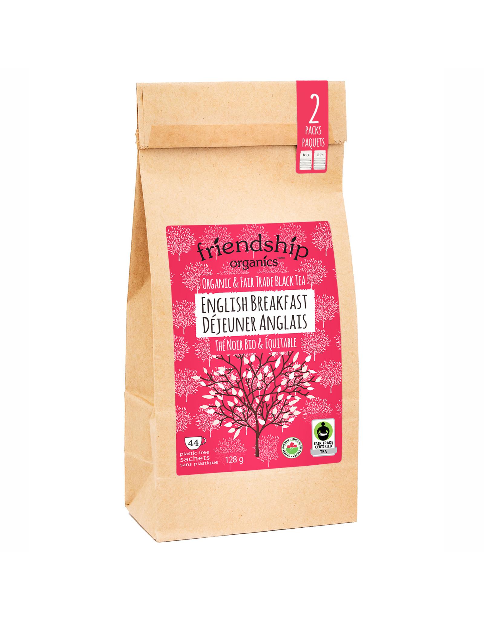Friendship Organics Friendship Organics English Breakfast Black Tea Twin Pack
