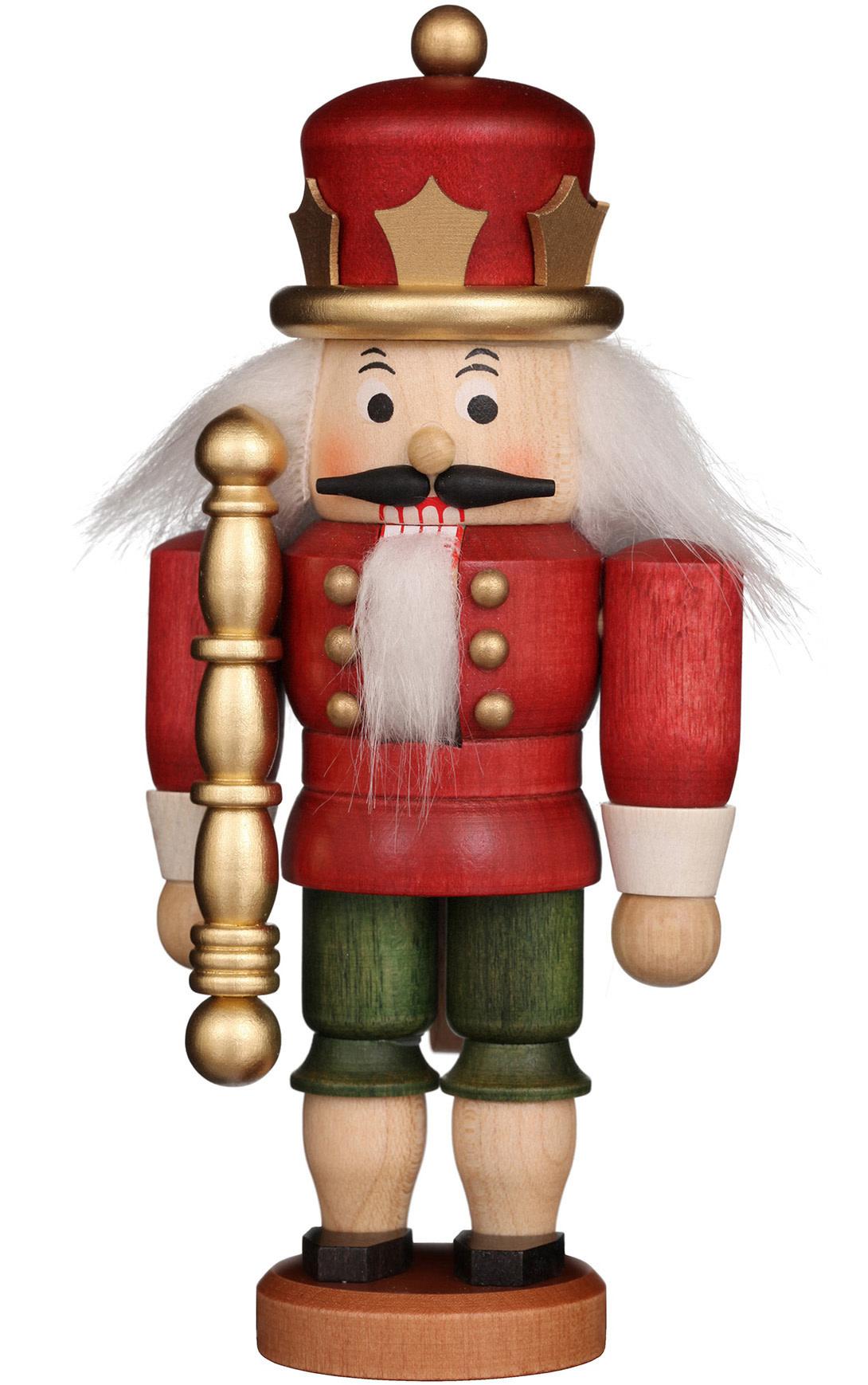 32-610 Red King Nutcracker