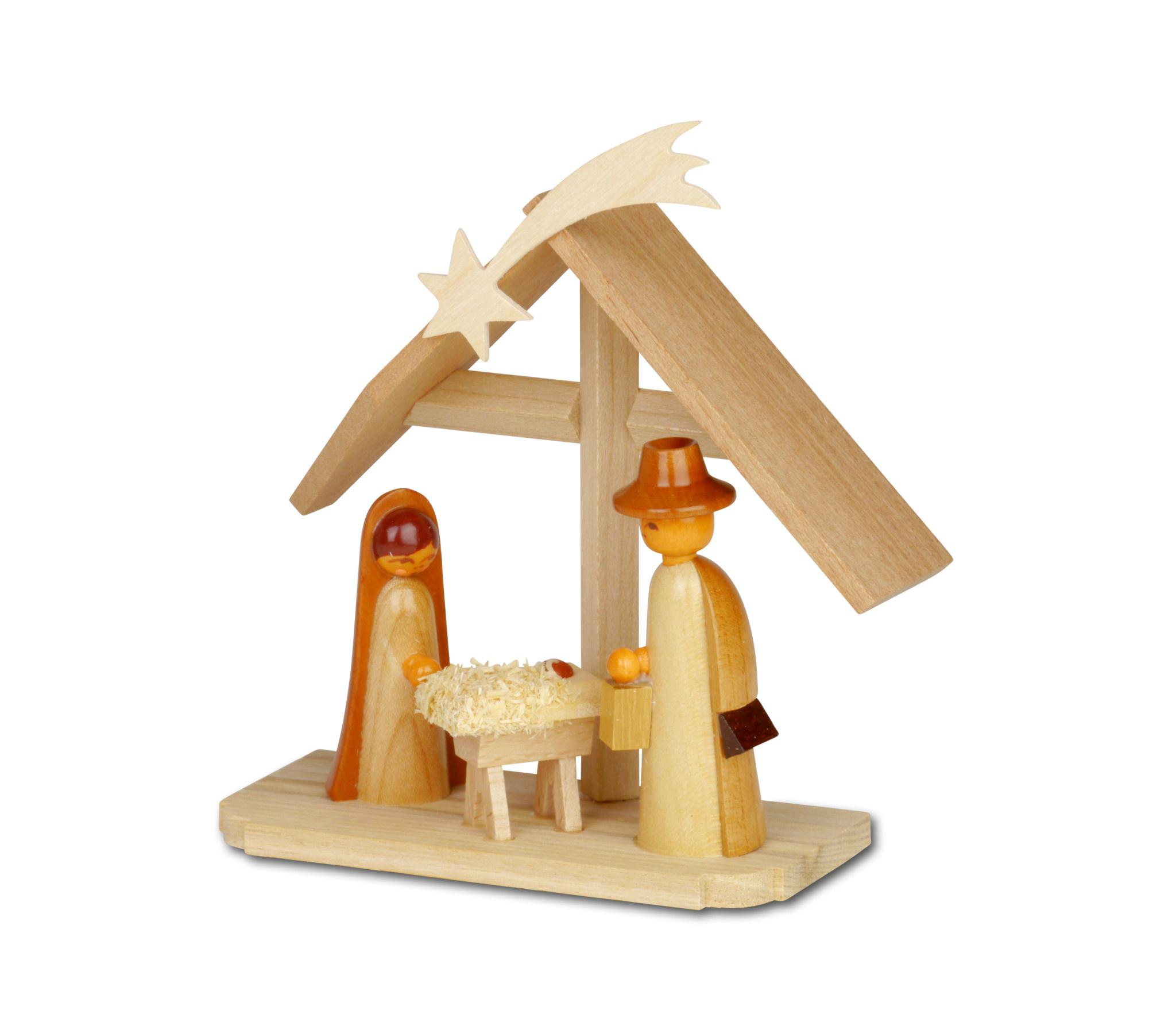 199/471/1N Christ's birth on base, Nativity