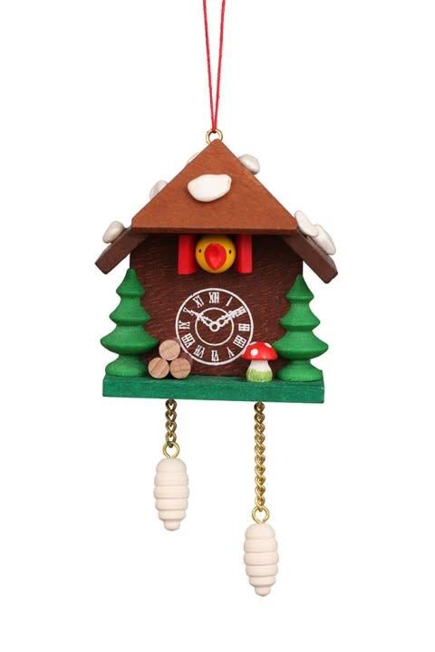 10 0027 Cuckoo Clock Ornament