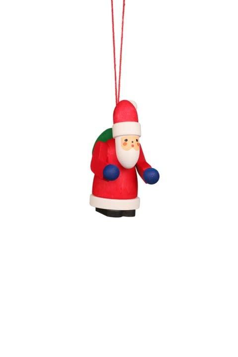 10 0901 Santa Ornament