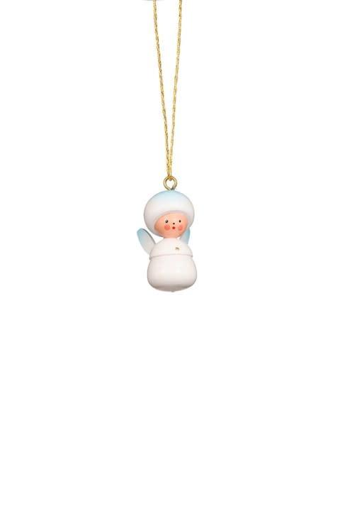 10 0376 Blue Angel Ornament