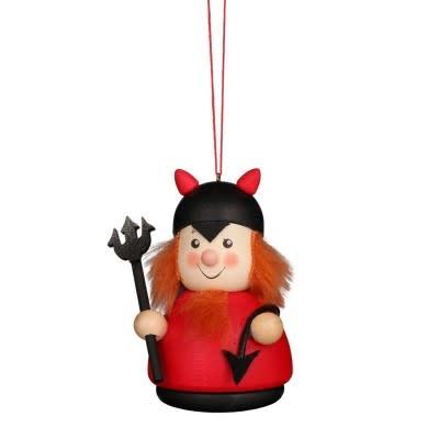 15-0420 Devil Ornament Wobble