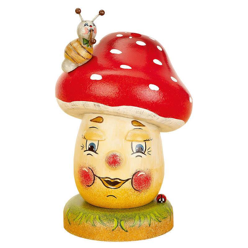 105h0022 Lucky Mushroom- Smoker