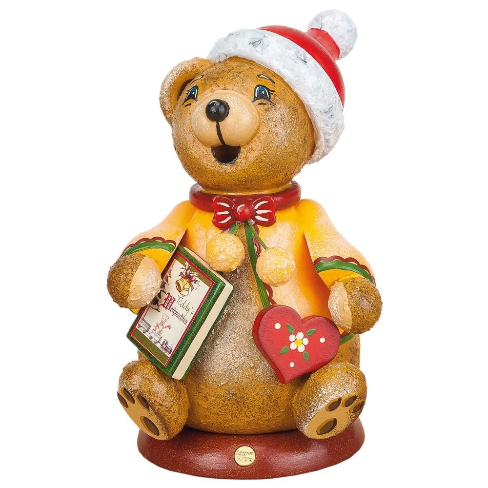 105h1301 Teddy's Christmas Story Smoker