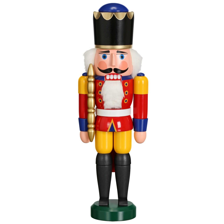 11301-1 Red King Nutcracker (Small)
