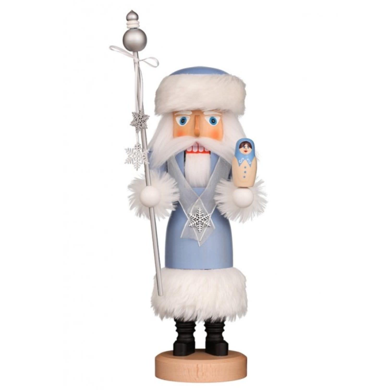 32-568  Ulbricht Nutcracker - Father Frost Glazed