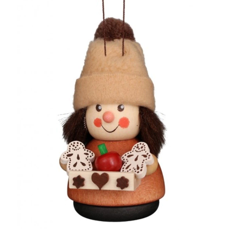 15 0217 Ulbricht Ornament-Gingerbread  (Wobble)