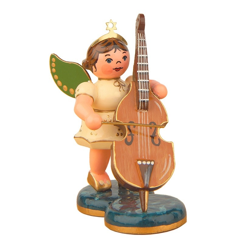 121h0029 Angel - Double Bass