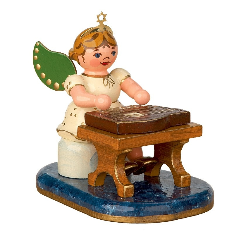 121h0040 Angel - Zither