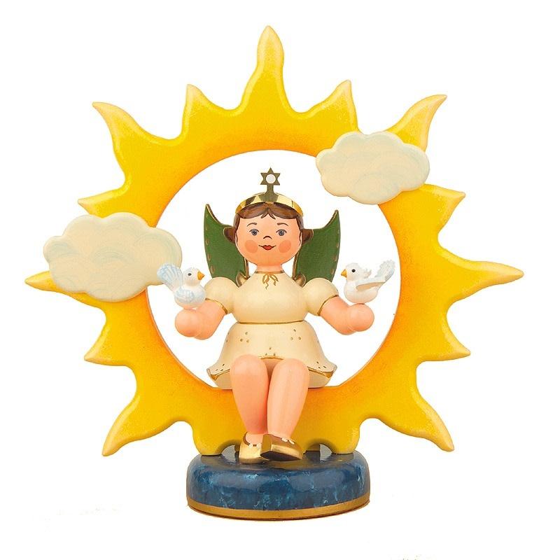 121h1201 Angel - Sun