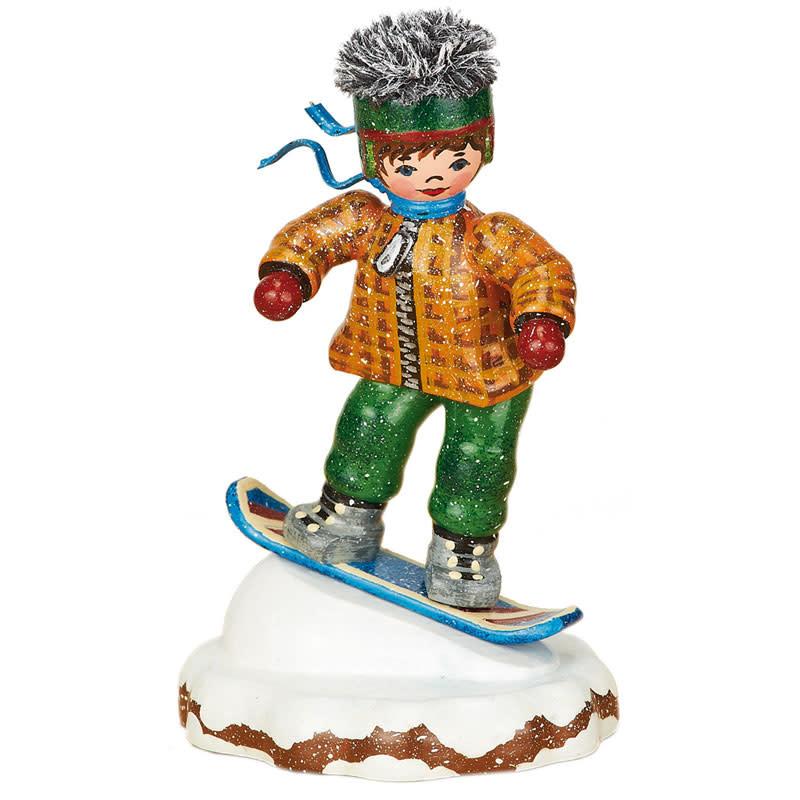 110h0033 Winter Children - Snowboarder
