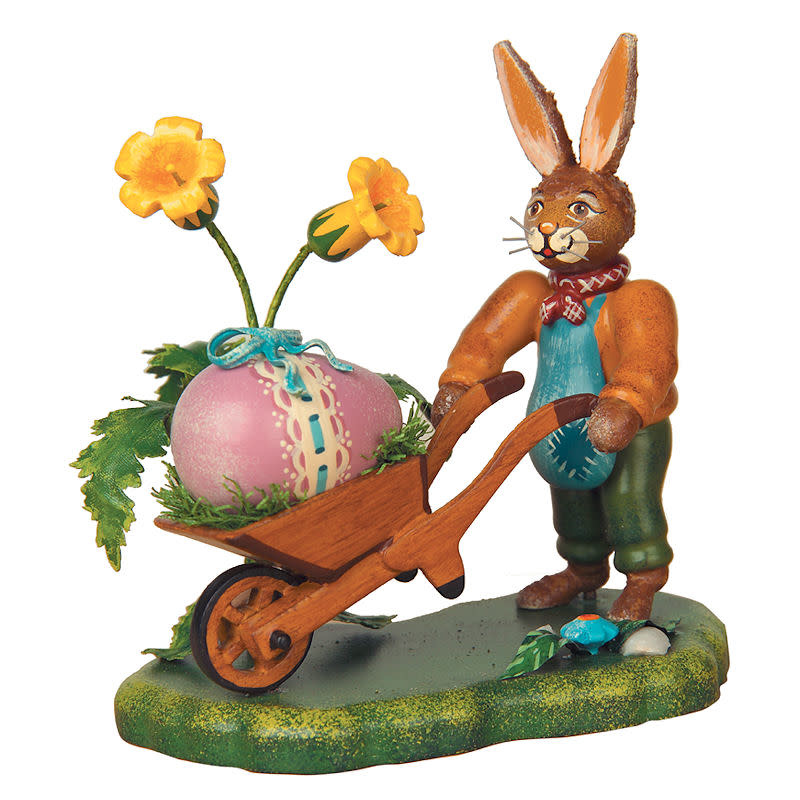 301h0009 Rabbit Country- Long Eared Most Beautiful Easter Egg