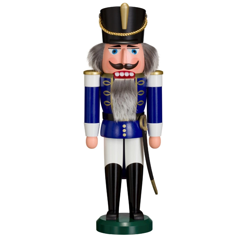 11202/2 Nutcracker Hussar  Blue