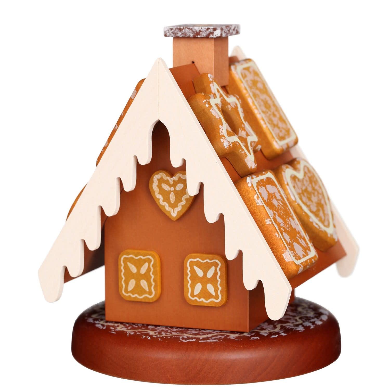 01-0066 Ginger Bread House Smoker