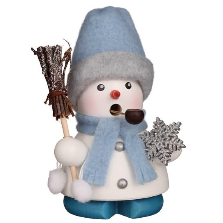01-0668 Frosty Snowman Smoker