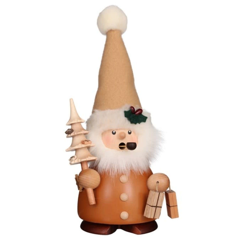 01-0860 Santa Claus Smoker Natural