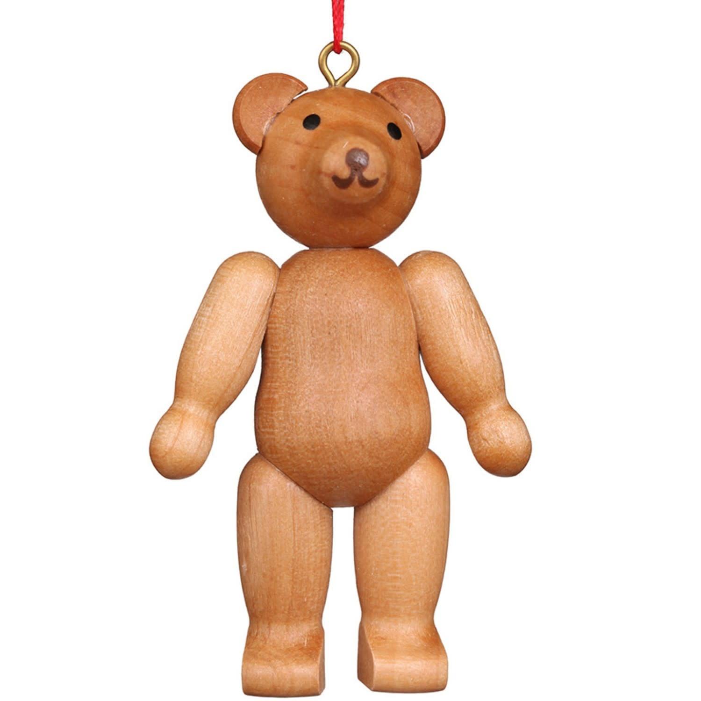 10-0211 Christian Ulbricht Ornament - Teddy Bear