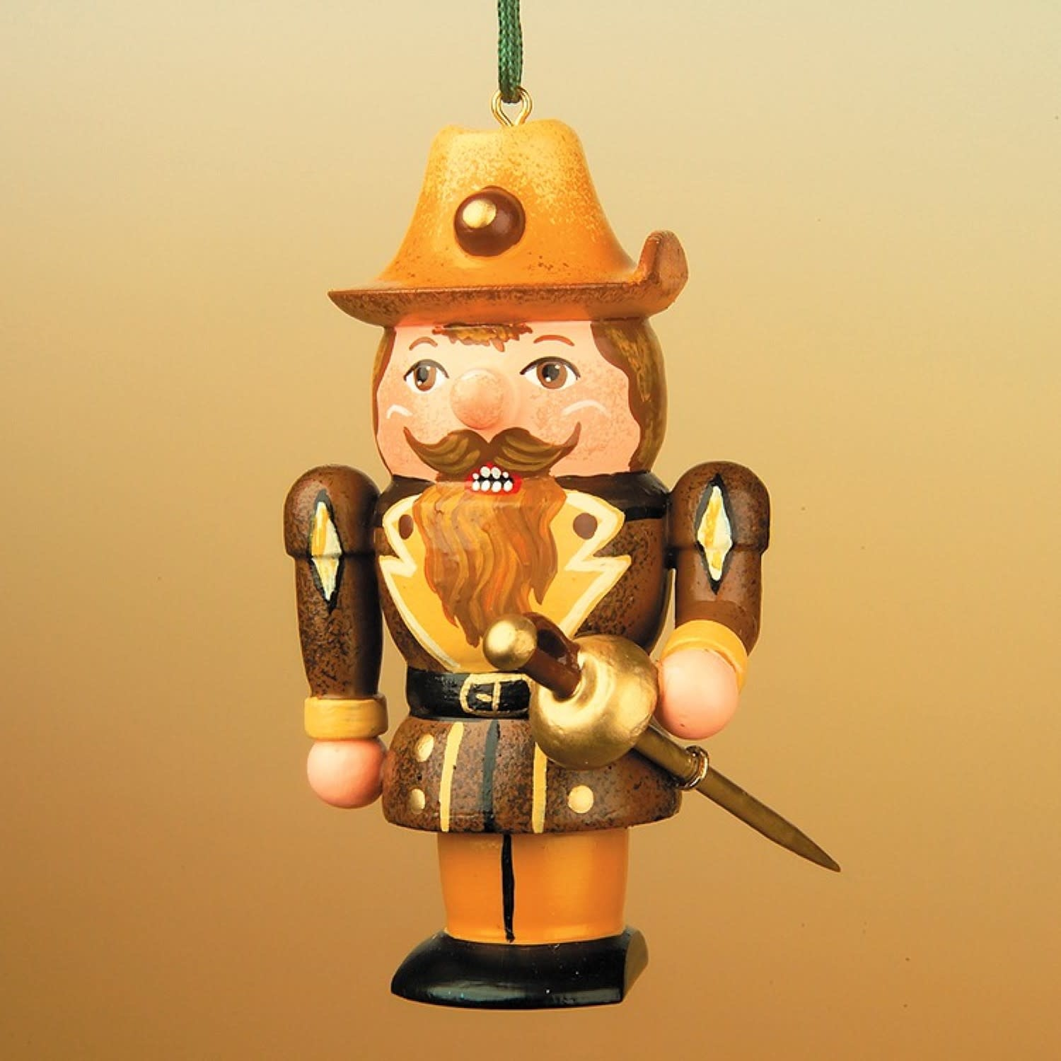 130h0004 Nutcracker Musketeer - 2.75 inches