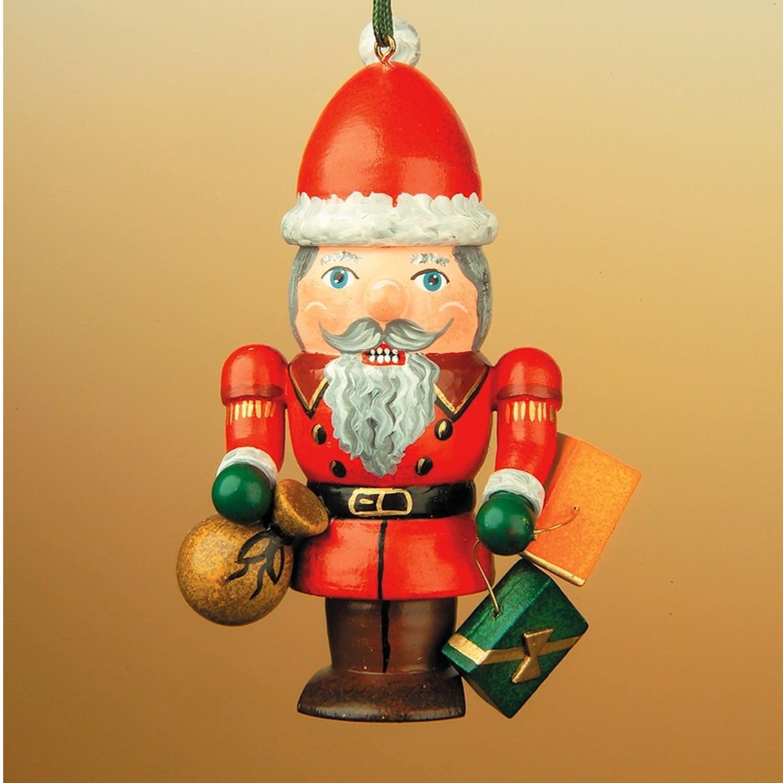 130h0005 Nutcracker Santa - 2.75 inches