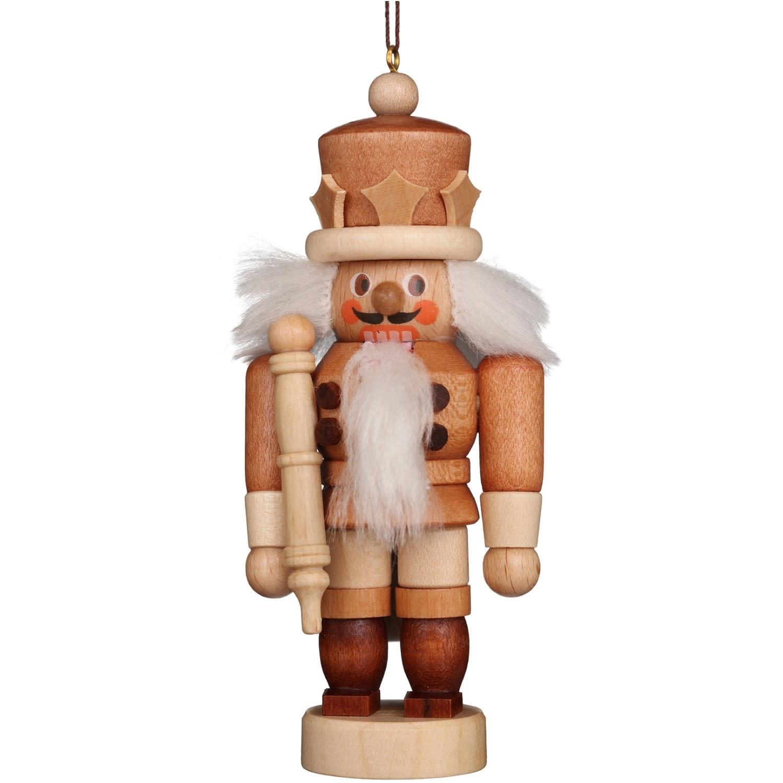 13-0600 King Ornament (Natural)