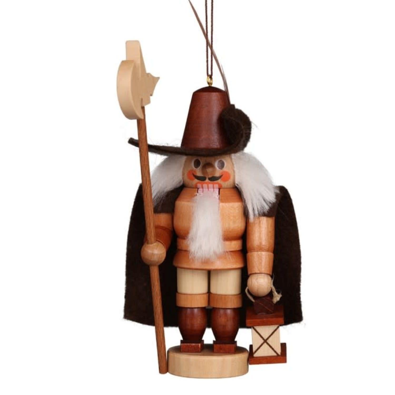 13-0605 Night watchman Ornament