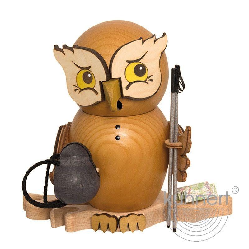 Kuhnert 37219 Incense Smoker Owl - Wanderer