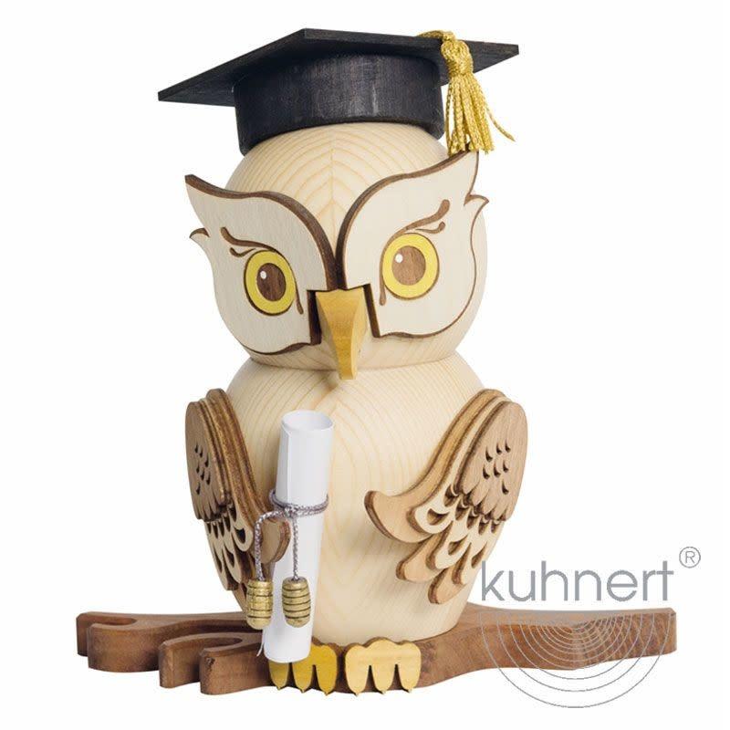 Kuhnert 37207 Owl Bachelor Smoker