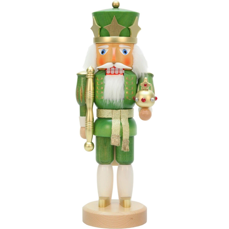 32-552 Ulbricht Nutcracker - Green King