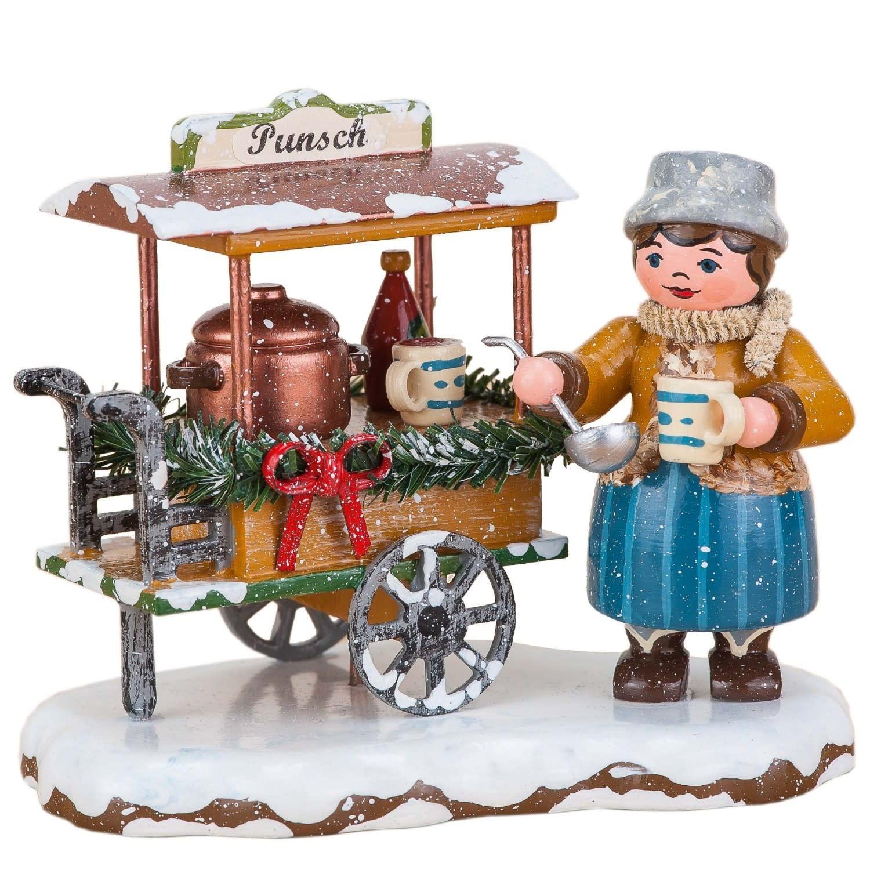 110h0037 Winter Children - Punch Wagon