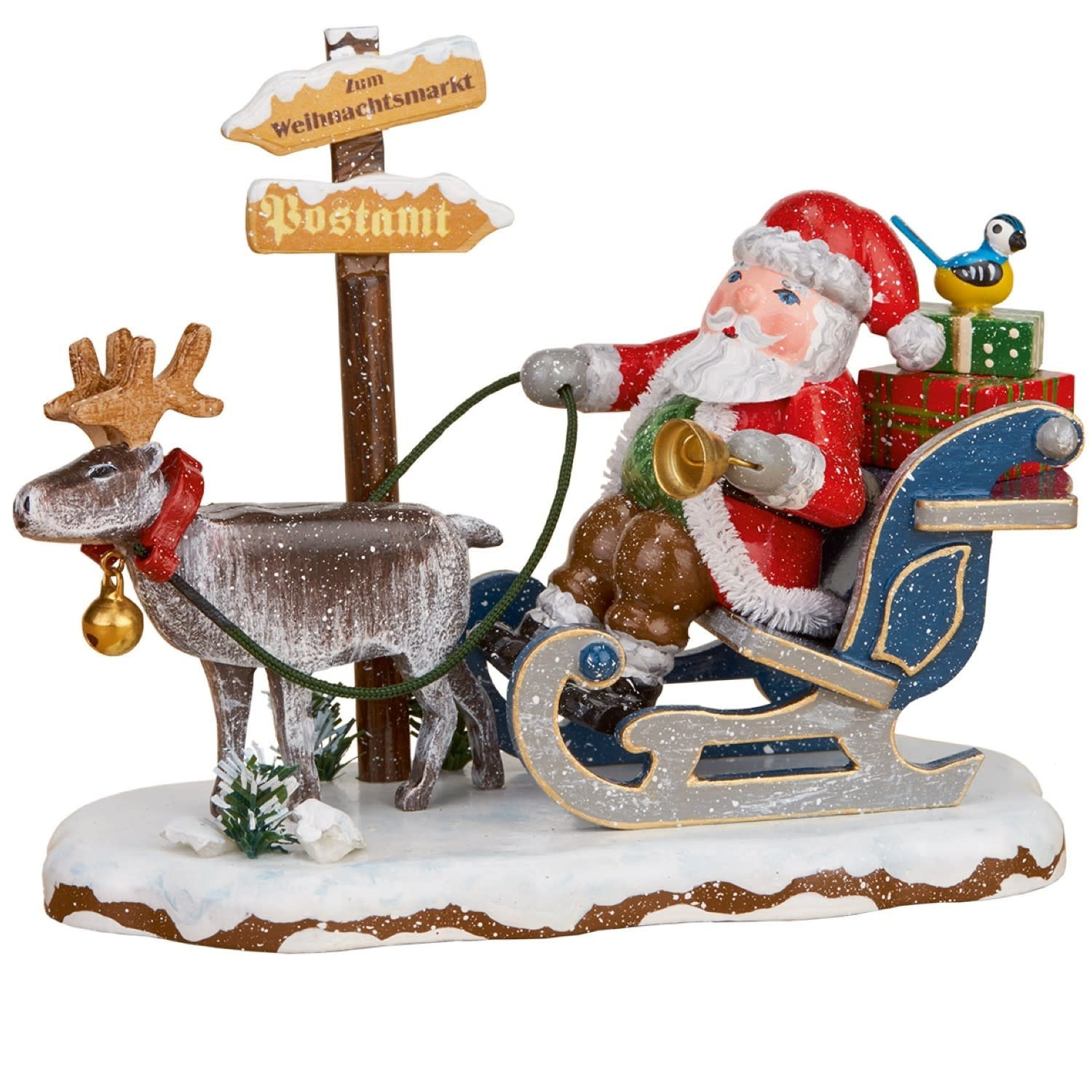 110h0041 Winter Children - Santa is Coming to Town