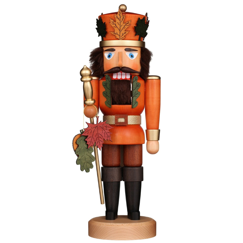 32-561 Ulbricht Nutcracker - Autumn King