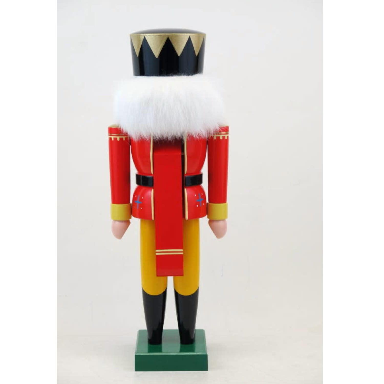 22/20R Red King Nutcracker