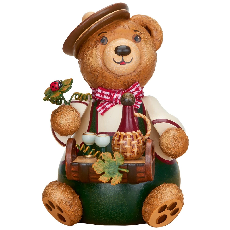 500h2001 Teddy - Wine Lover