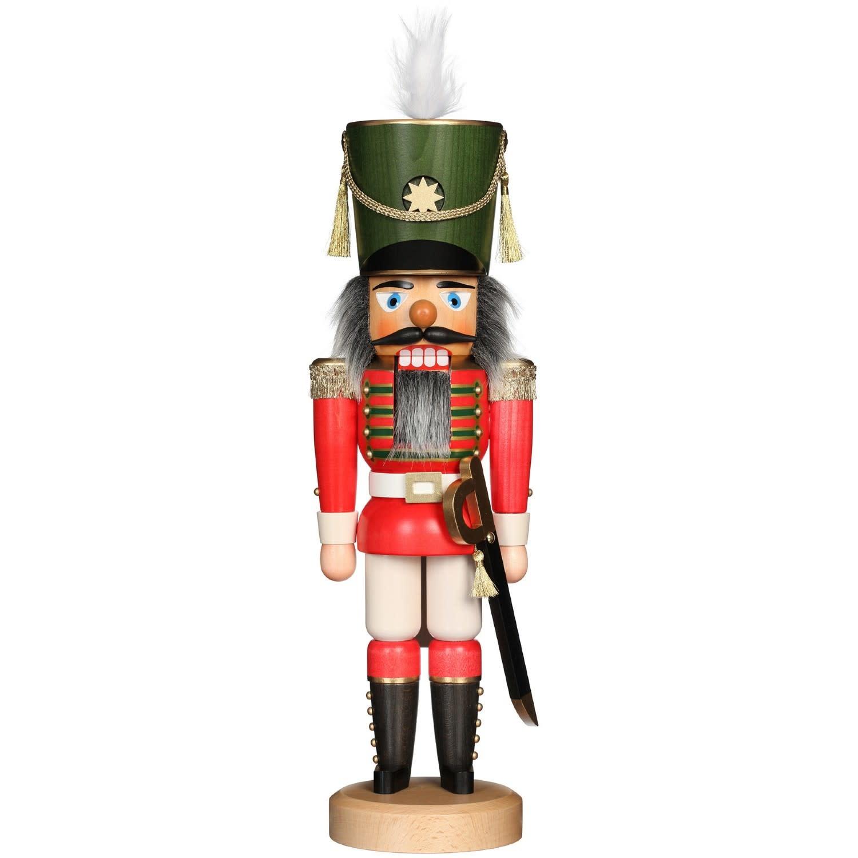 32-530  Ulbricht Nutcracker - Red Soldier