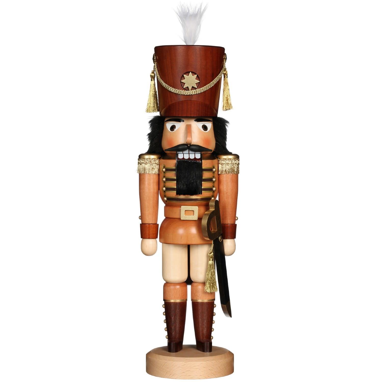 32-322  Ulbricht Nutcracker - Soldier (Natural)