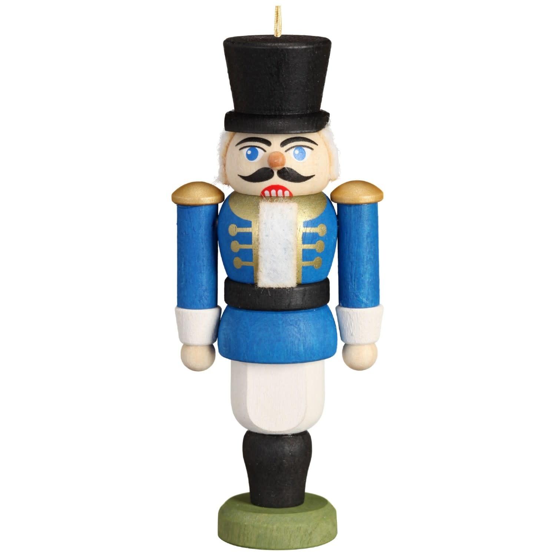 11612/2  Husar Blue Nutcracker Ornament