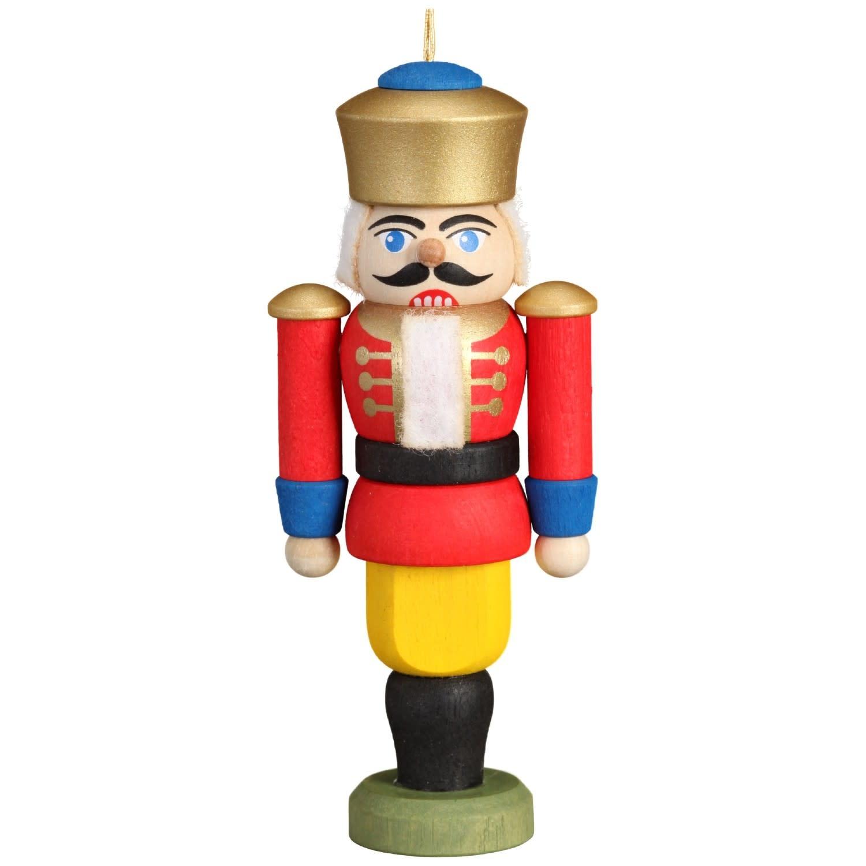 11611/1 Red King Nutcracker Ornament