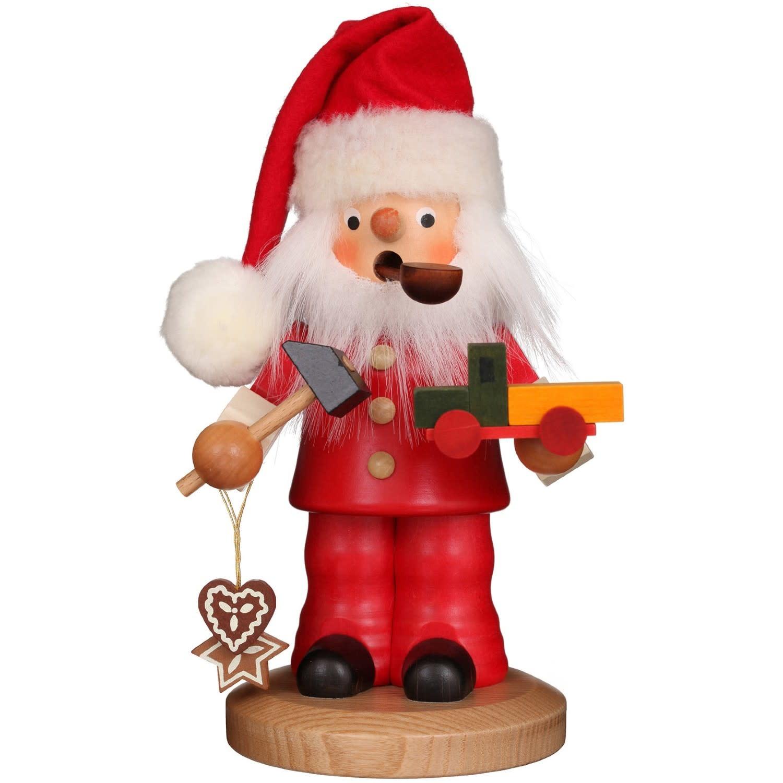 35-906 Ulbricht Smoker - Santa with Toys