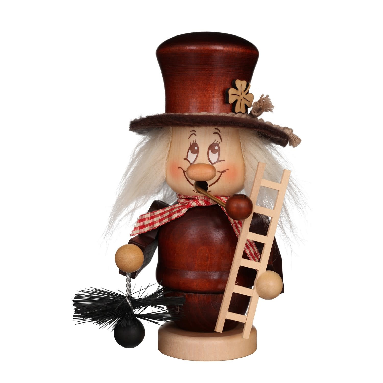 35-614 Dwarf Chimney Sweep Smoker