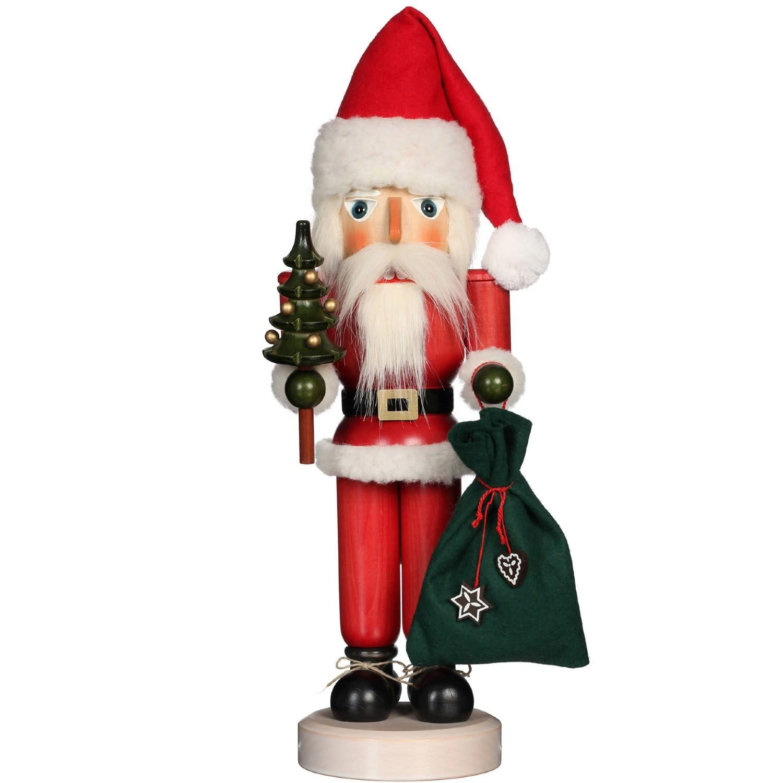 32-540    Ulbricht Nutcracker - Santa