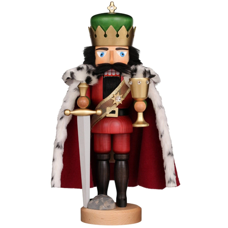 32-565 Ulbricht Nutcracker - King Arthur