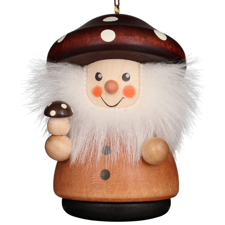 15-0211 Ulbricht Ornament - Mushroom Man  (Wobble)
