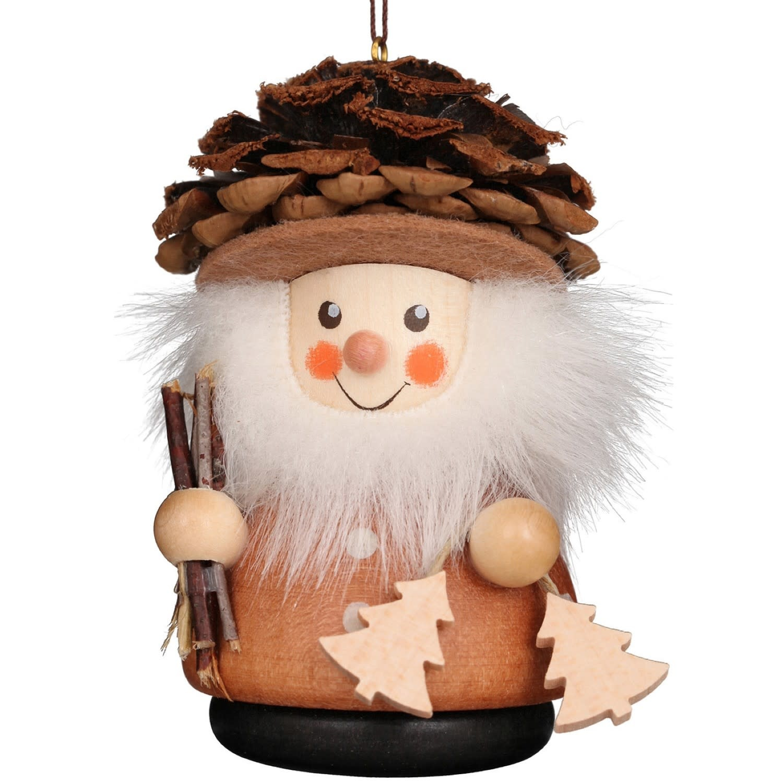 15-0213 Ulbricht Ornament-Pinecone Man (Wobble)