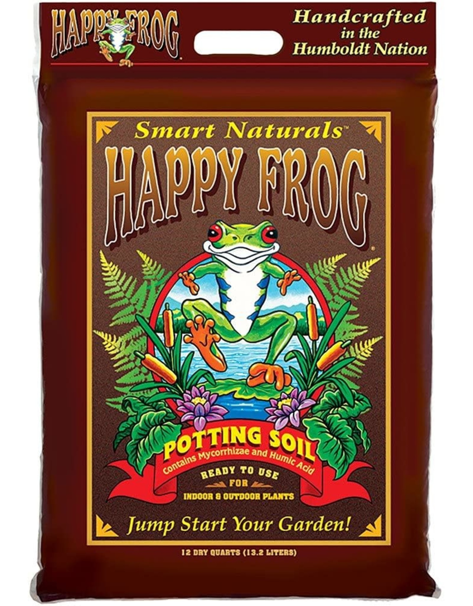 Potting soil, Happy Frog - 12 quart