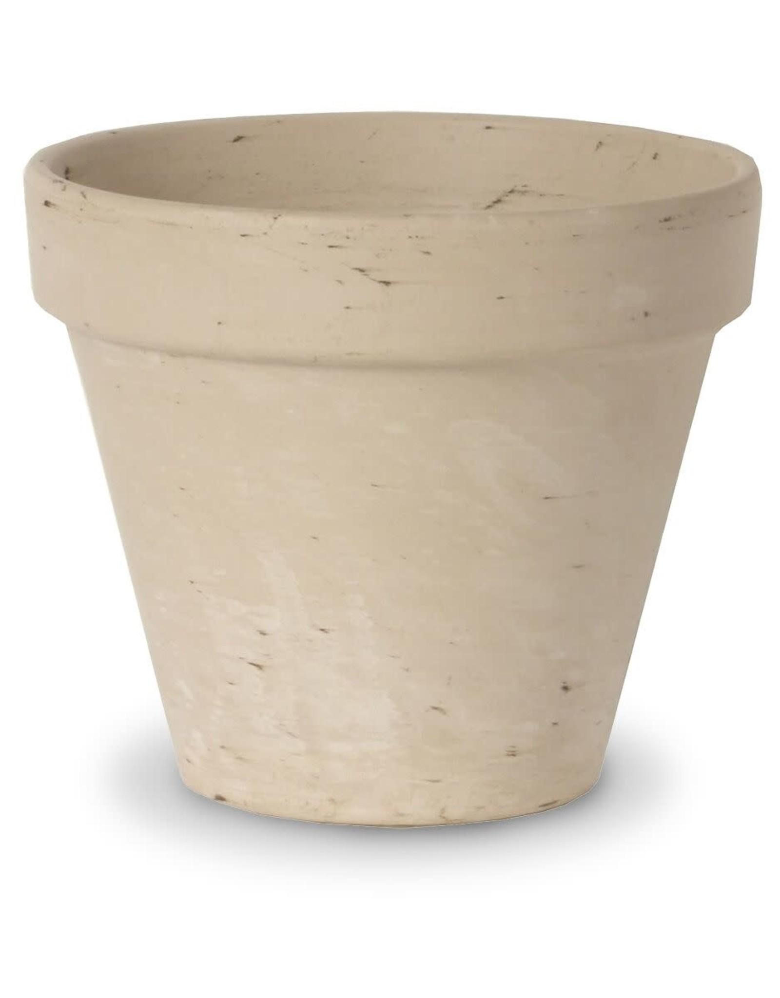 Terra Cotta Pot - White Clay