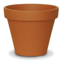 Terra Cotta Pot - Red Clay