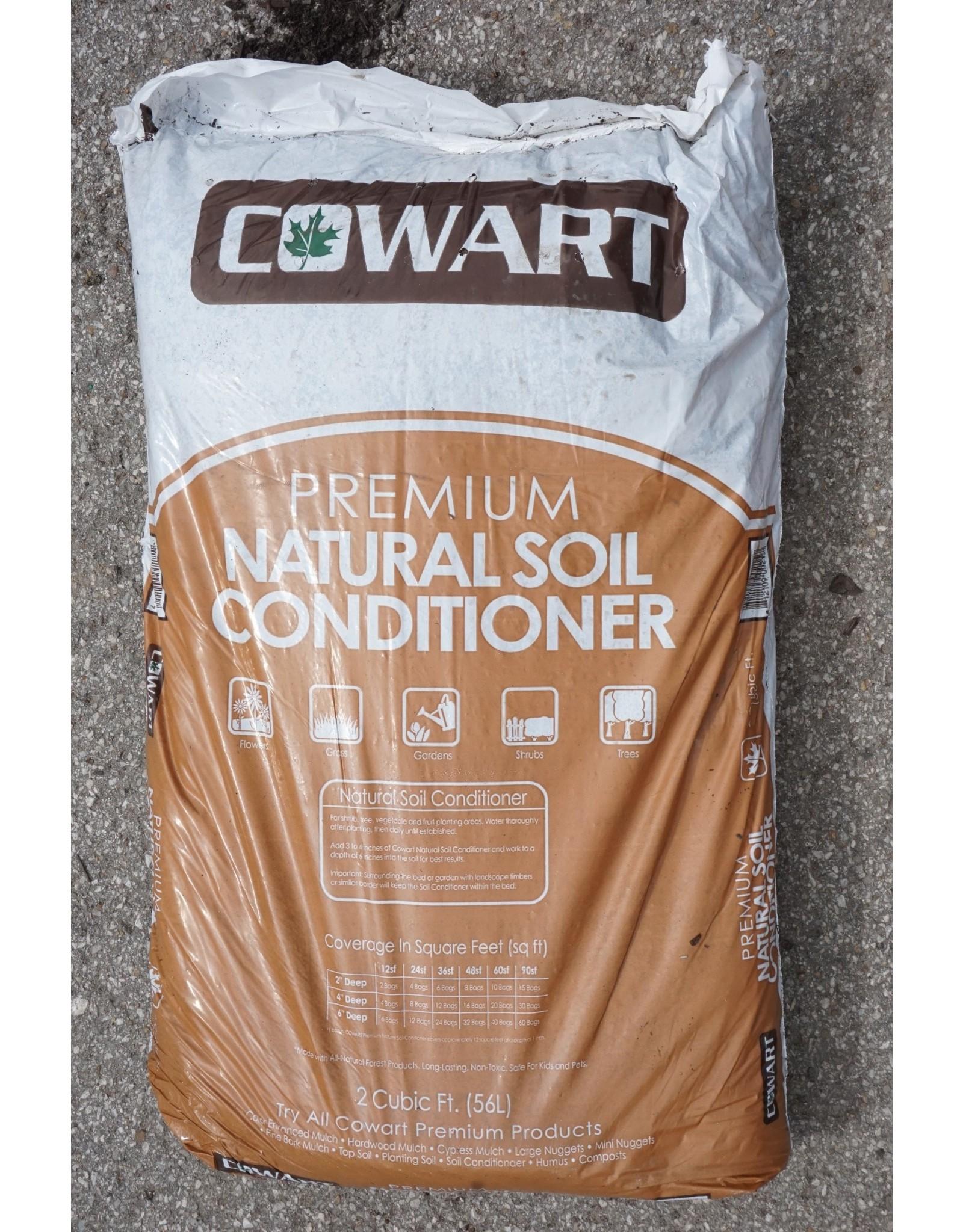 Soil Conditioner - Cowart - 2 cu. ft.