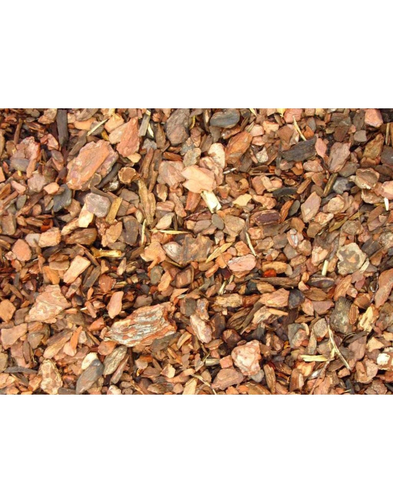 Bulk Pine Bark Mulch (cubic yard)