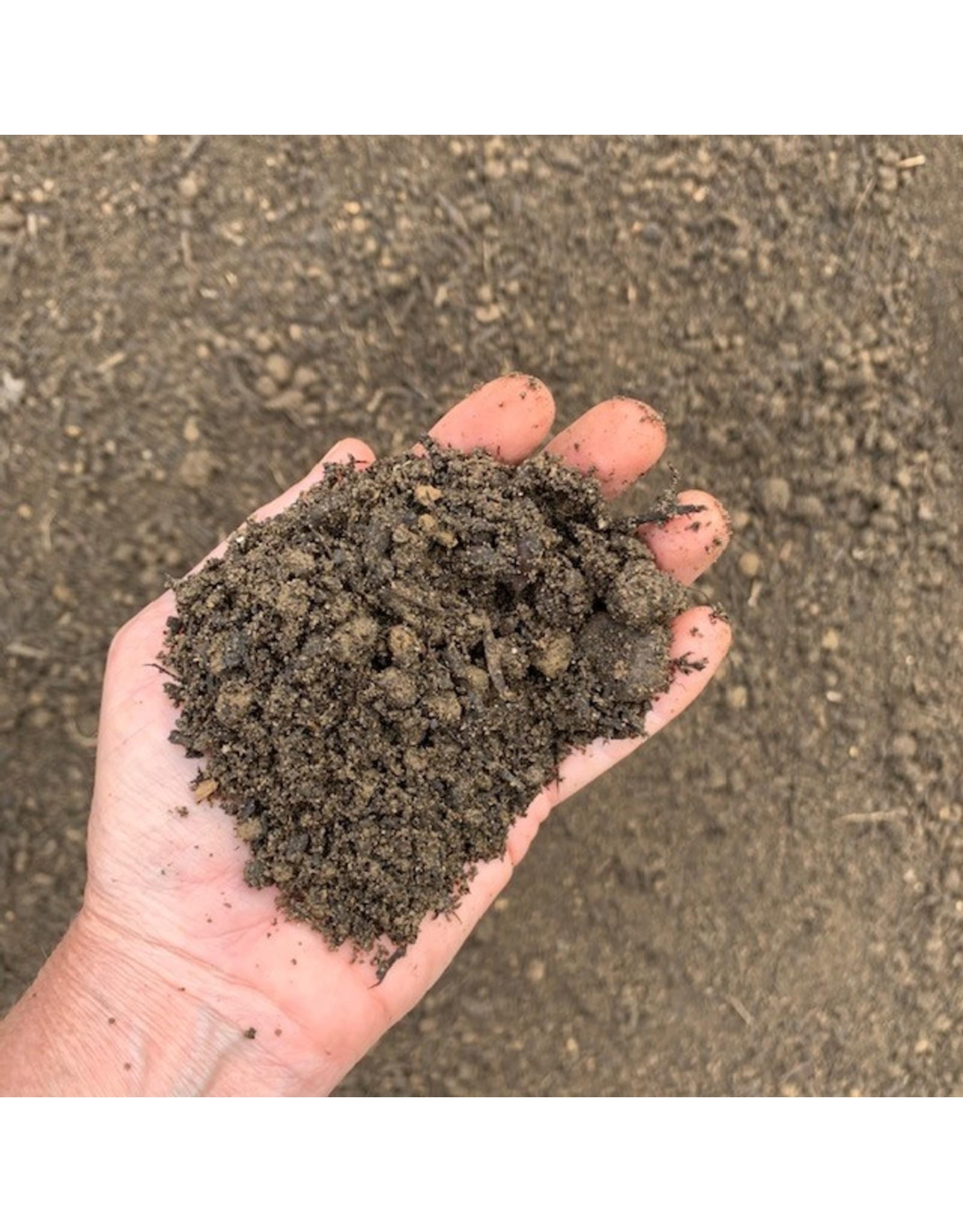 Bulk Garden Soil (cubic yard)